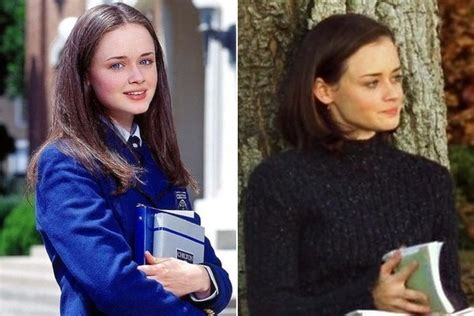 Rory Gilmore Hairstyles by Rory Gilmore From Gilmore 20 Haircuts That