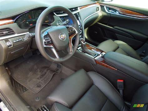 Cadillac Xts Interior by Jet Black Interior 2013 Cadillac Xts Premium Fwd Photo