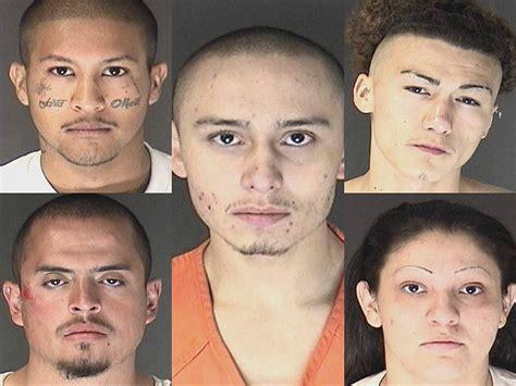 El Paso County Colorado Arrest Records Of 5 Arrested For Murders Of 2 Colorado High School Students Breitbart