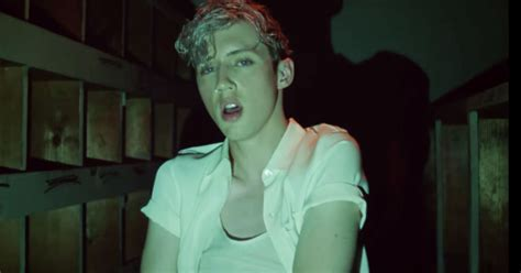 My Is My troye sivan delivers his bop in for my my my