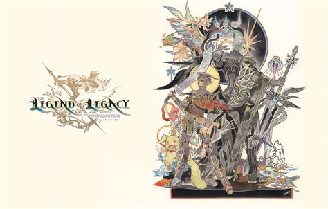 The Legacy Of A Legend as 237 es el sistema de comercio de the legend of legacy