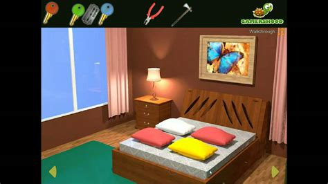 bedroom escape walkthrough brown bedroom escape walkthrough youtube
