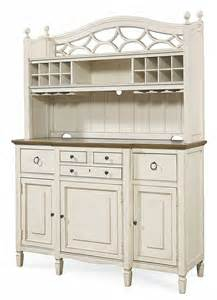 buffet with hutch furniture summer hill white buffet hutch from universal 987670c