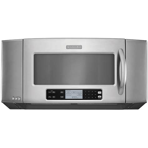 Kitchen Aid Microwaves by Kitchenaid Khms2056sss 36 Quot 2 0 Cu Ft Sensor