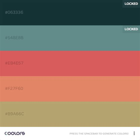 color palette generator 28 images what color palette color theory archives 171 sparetype