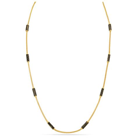 10 Gram Gold Chain Designs With Price South India Jewels
