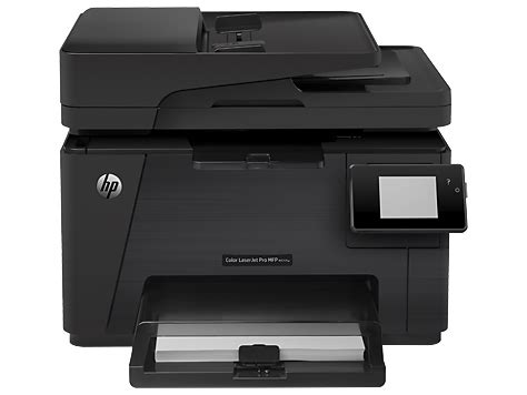 hp color laserjet pro mfp m177fw drivers and downloads