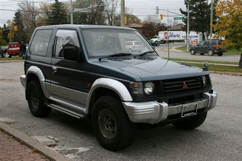 small engine maintenance and repair 1992 mitsubishi pajero navigation system 1992 mitsubishi pajero for sale rightdrive est 2007