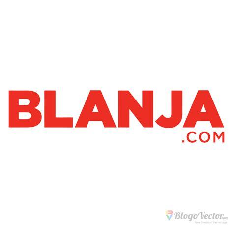 blanjacom logo vector cdr blogovector