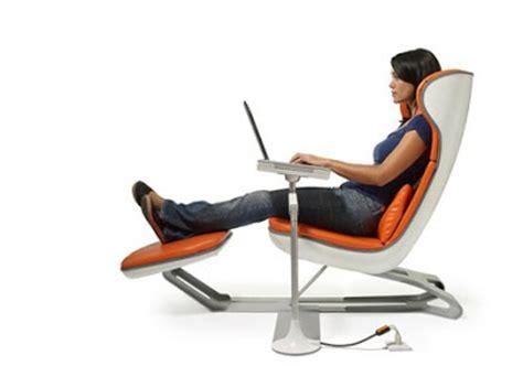Comfortable Work Chair Design Ideas Myhaus Tecnolog 237 A Y Estilo De Vida Dise 241 O De Silla Ergon 243 Mica Para Trabajar Con La Laptop