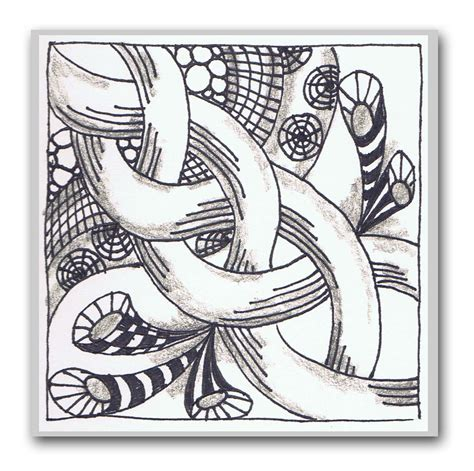 zentangle pattern websites zentangle challenge 50 biggify
