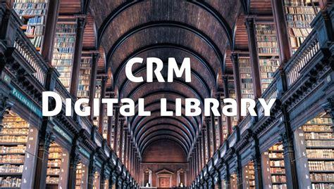 gestire una libreria il crm per gestire una libreria di contenuti digitali