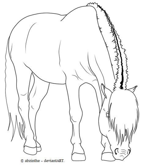 fjord drawing pin fjord horse drawing a sleigh on pinterest