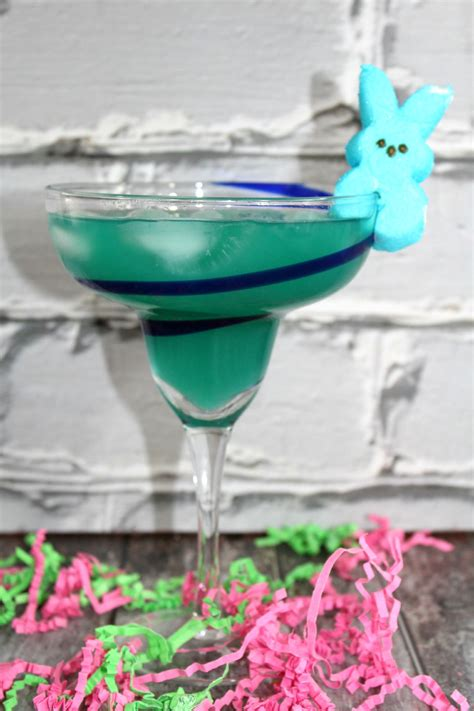 martini peep cocktails for easter peeps cocktail easer cocktail