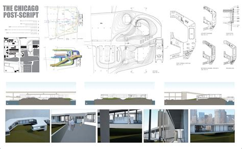 layout poster design architecture graphic design pei san ng