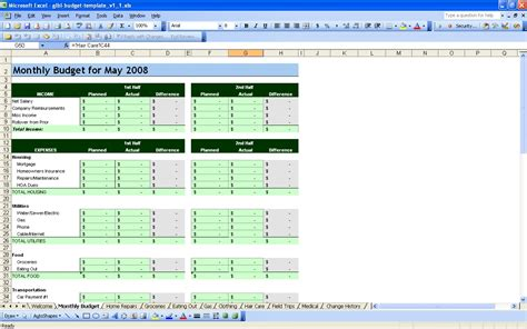 templates for business budget in excel financial budget spreadsheet template budget spreadsheet