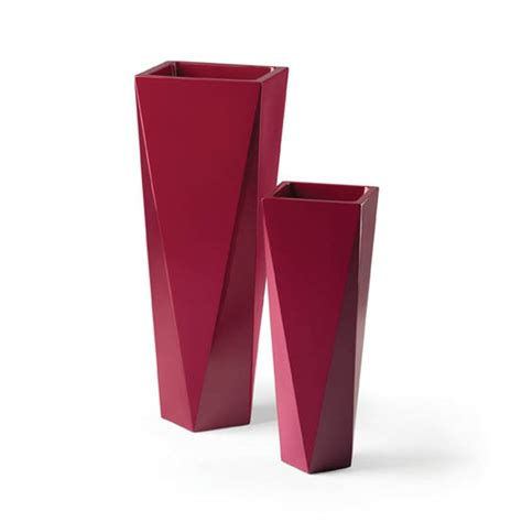 vaso design vaso de polietileno by plust collection by