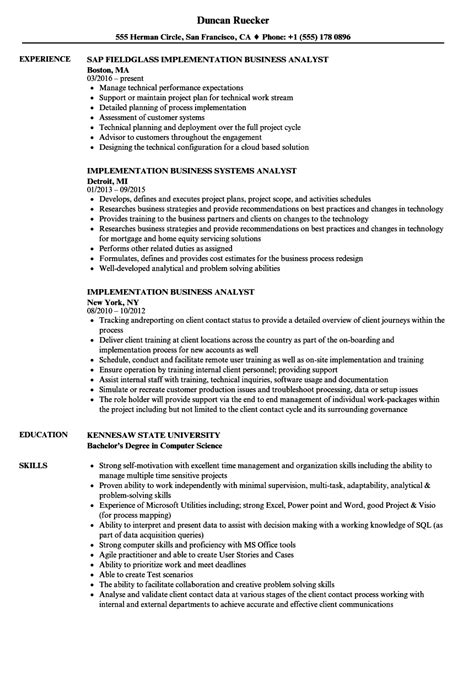 resume objective for business analyst yun56co business analyst