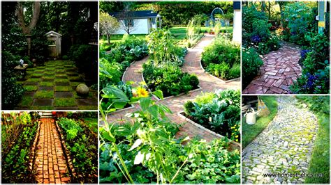 garden path ideas 41 ingenious and beautiful diy garden path ideas to