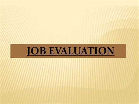 Mba In Hr Worth It by Evaluation Parakramesh Jaroli Mba Hr