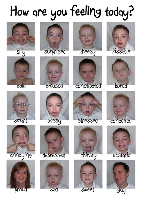 emotion faces for kids printable www imgkid com the kids emotion faces printable emotion faces funny faces