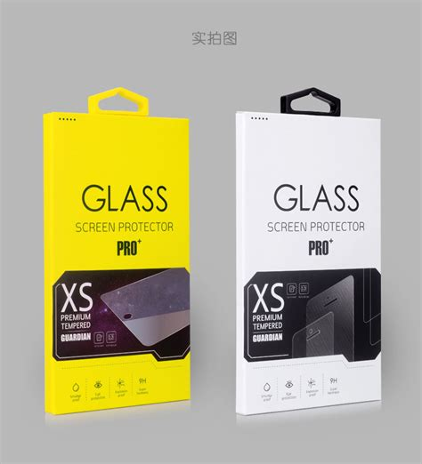 Packing Tempered Glass Sekaiimart custom design tempered glass retail packaging for phone screen protector buy tempered glass