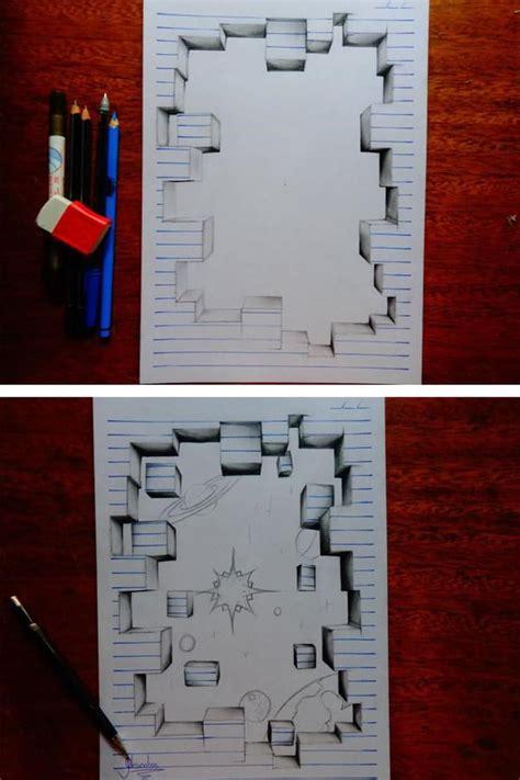 9 Make That by Garoto De 15 Anos Surpreende Desenhos Em 3d Feitos Em