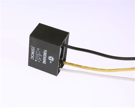 yuhchang capacitor tc5r5m250v yuhchang capacitor 5 5uf 250v application motor run 2020063649
