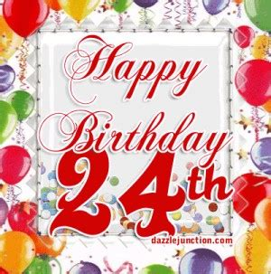 24 Years Birthday Quotes 24th Birthday Quotes Quotesgram