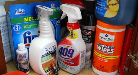 toxicity of household products toxicity of household products 10 common household items