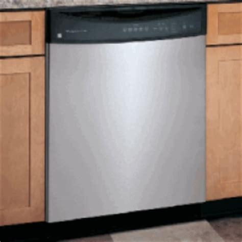 frigidaire kitchen appliances reviews frigidaire gallery series dishwasher reviews in kitchen