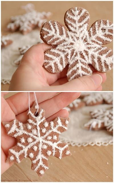 salt dough ornaments crafts pinterest