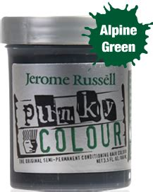 punky color alpine green punky colors alpine green 3 5 oz independent supply