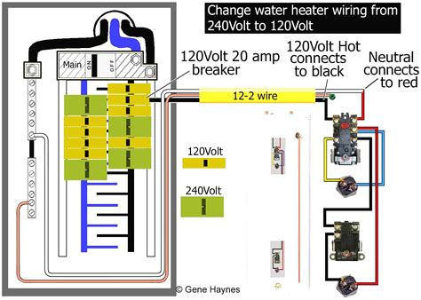 220 volt water heater wiring diagram wiring diagrams