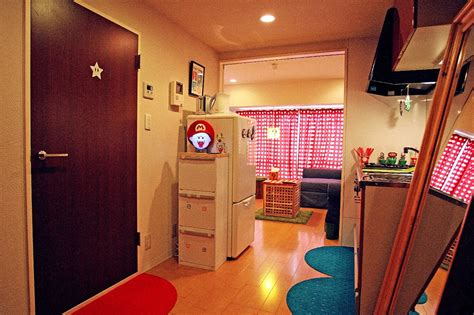 Apartment Japan Rent Mario World Tokyo Apartment Goes Up For Rent On Airbnb