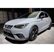 Cupra Ibiza Prototype Shown At Launch Of New Performance