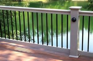 Vinyl Handrail 4 Ii Baluster Handrail System Vinyl Handrail