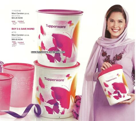 Tupperware Miss Canister 4 Susun tupperware catalogue 5 2013 buy tupperware in singapore