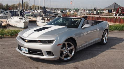camaro 2015 convertible review 2015 chevrolet camaro ss convertible canadian