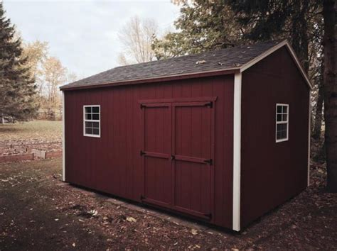 amish sheds    choice north country