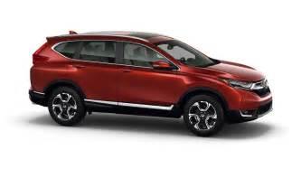Honda Crv Incentives New 2017 Honda Cr V Offers Crisp Design Promises The Best