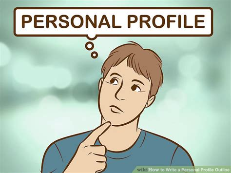 Resume Language Skills Example by 3 Ways To Write A Personal Profile Outline Wikihow