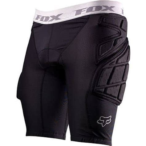 fox motocross body armour fox racing titan race short men s undergarment mx
