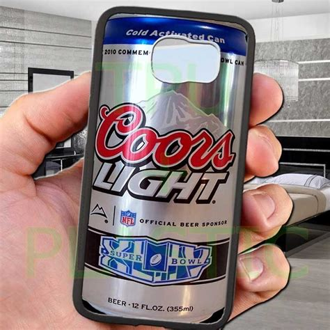 coors light phone number coors light logo can brew cell phone cover for