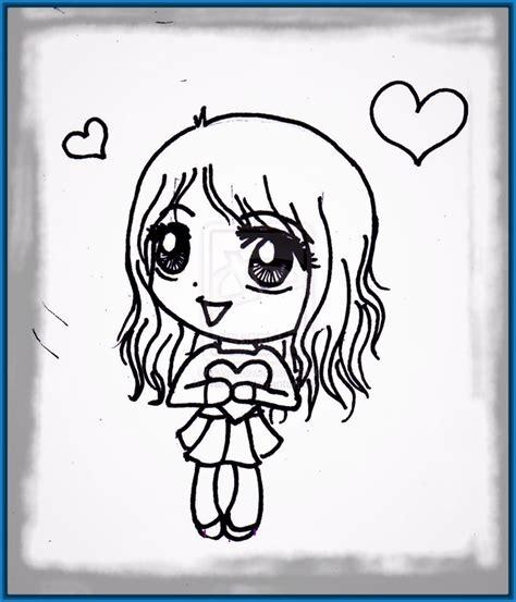 imagenes para dibujar que sean faciles colorear archivos dibujos de amor a lapiz