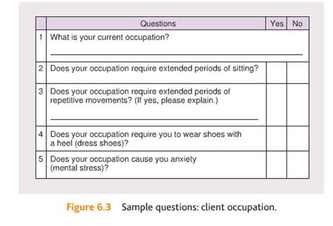 fitness assessment form physical fitness assessment form
