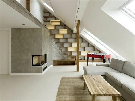 wohnzimmer dachgeschoss dachgeschoss einrichten ein optimales und charmantes
