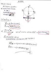 oscilacion fisica formulas ejercicios de oscilaciones de fisica