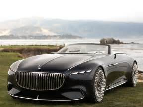 Concours Mercedes Mercedes Maybach Volkswagen Rimac At The 2017 Pebble