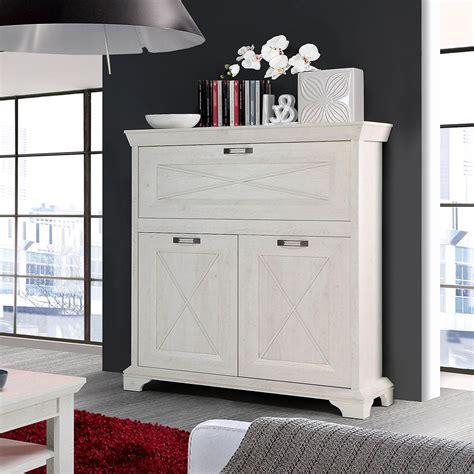 Nachttisch Schrank Weiß by Einrichten Mit B 252 Chern
